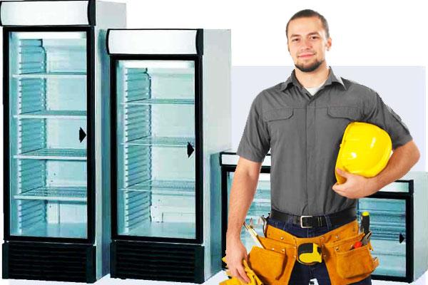 Ремонт холодильных шкафов, столов в Москве
