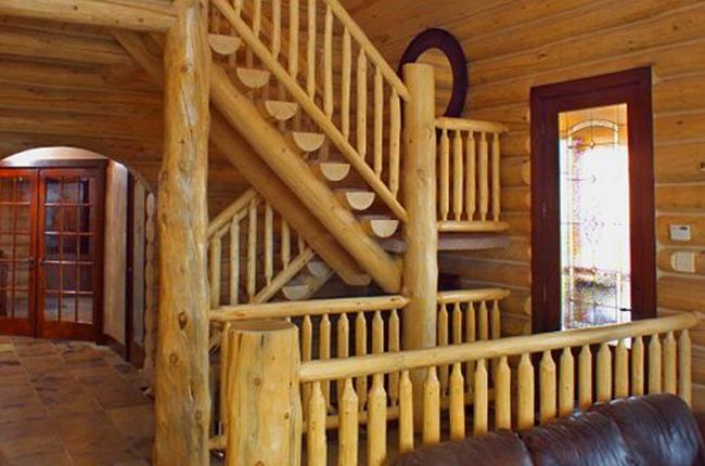 Заказать лестницу в Московской области