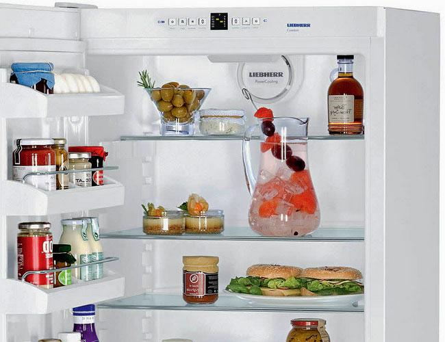 Ремонт бытовых холодильников Liebherr